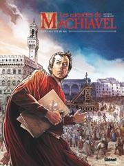 Les Enquêtes de Machiavel - Tome 01