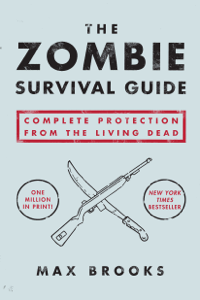 The Zombie Survival Guide Cover Book