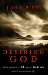 Desiring God, Revised Edition Book Cover