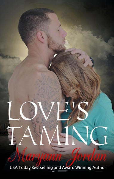 Love's Taming - MaryAnn Jordan book cover