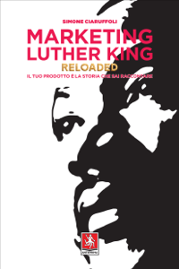 Marketing Luther King Reloaded Libro Cover