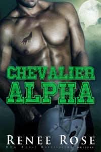 Chevalier Alpha Couverture de livre