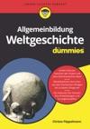 Allgemeinbildung Weltgeschichte Fr Dummies