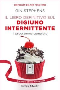Il libro definitivo sul digiuno intermittente Book Cover