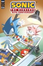 Sonic the Hedgehog 30th Anniversary Special FCBD 2021