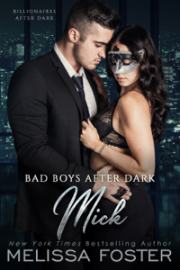 Bad Boys After Dark: Mick Book Cover