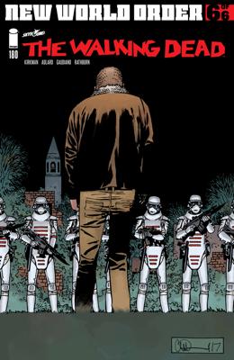 The Walking Dead #180 - Robert Kirkman, Charlie Adlard & Stefano Gaudiano book