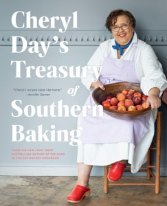 Cheryl Day's Treasury of Southern Baking Book Cover
