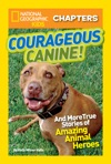 National Geographic Kids Chapters Courageous Canine