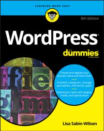WordPress For Dummies book