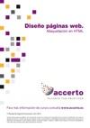 Diseo Pginas Web Maquetacin HTML