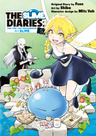 The Slime Diaries: That Time I Got Reincarnated as a Slime volume 5