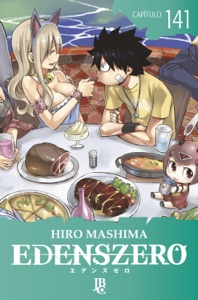Edens Zero Capítulo 141 Book Cover