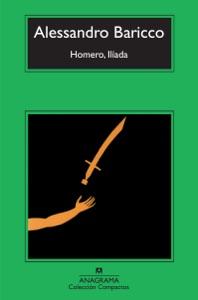 Homero, Ilíada Book Cover
