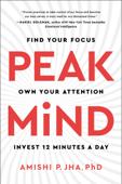 Peak Mind Book Cover