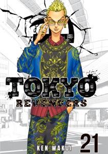 Tokyo Revengers volume 21