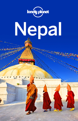 Nepal Travel Guide - Lonely Planet book