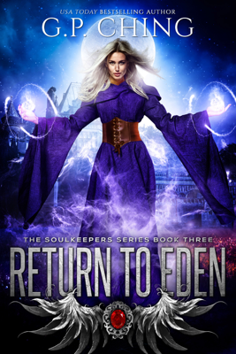 Return to Eden - G. P. Ching book