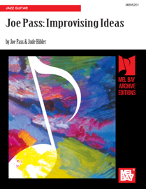 Joe Pass Improvising Ideas
