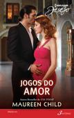 Jogos do amor Book Cover