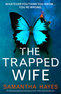 The Trapped Wife Book Cover