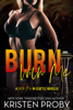 Kristen Proby - Burn With Me artwork