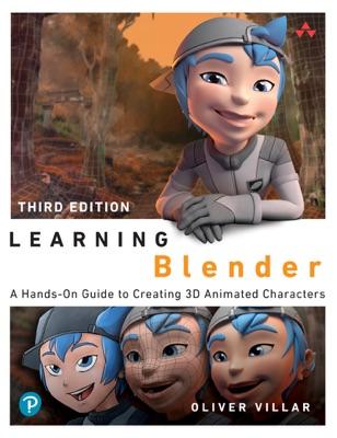 Learning Blender, 3/e