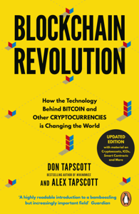 Blockchain Revolution Boekomslag