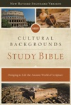 NRSV Cultural Backgrounds Study Bible EBook