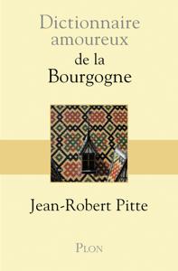 Dictionnaire amoureux de la Bourgogne La couverture du livre martien