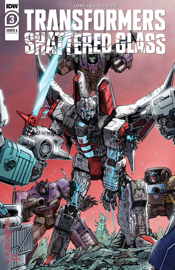 Transformers: Shattered Glass #3