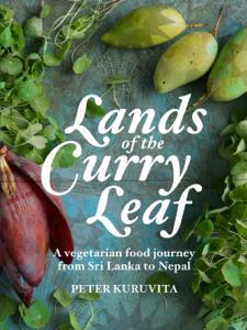 Lands of the Curry Leaf Boekomslag
