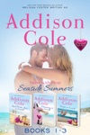 Sweet With Heat Seaside Summers Contemporary Romance Boxed Set Books 1-3