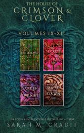 The House of Crimson & Clover Box Set Volumes IX-XII