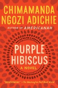 Purple Hibiscus Book Cover