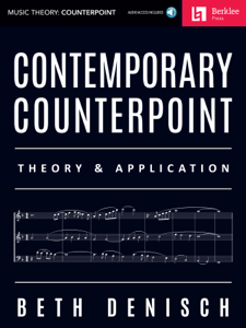 Contemporary Counterpoint Buch-Cover