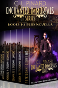 Enchanted Immortals: The Series