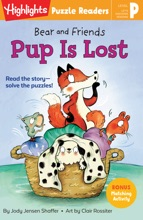 Bear And Friends: Pup Is Lost