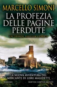 La profezia delle pagine perdute Book Cover