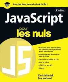 Javascript Pour Les Nuls Grand Format 2e Dition