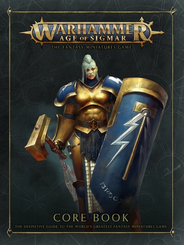 Games Workshop - Age Of Sigmar: Core Book