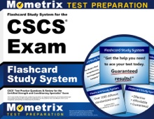 Flashcard Study System For The CSCS Exam: