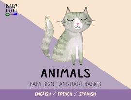 Animals Baby Sign Language Basics