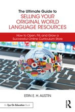 The Ultimate Guide To Selling Your Original World Language Resources