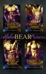 Alpha Bear Princes Boxed Set