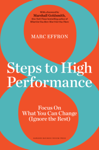 8 Steps to High Performance Copertina del libro