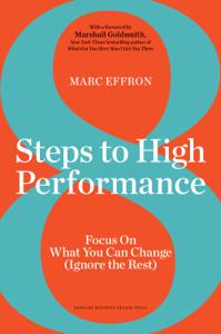 8 Steps to High Performance Copertina del libro