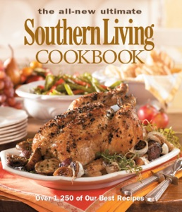 The All New Ultimate Southern Living Cookbook Book Cover