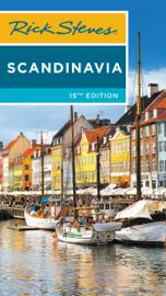 Rick Steves Scandinavia book