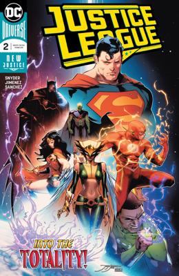 Justice League (2018-) #2 - Scott Snyder & Jorge Jimenez book